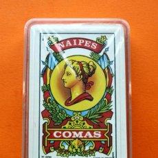 Barajas de cartas: BARAJA ESPAÑOLA 50 CARTAS - NAIPES COMAS - PIRELLI - PRECINTADA. Lote 54957994