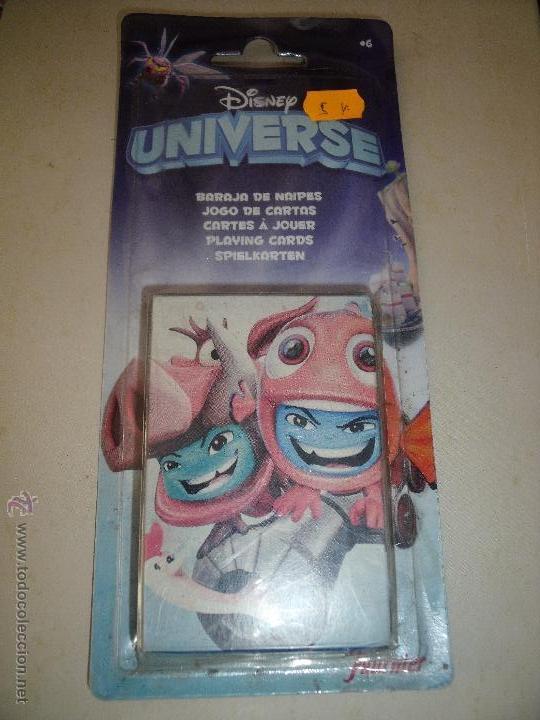 BARAJA DISNEY UNIVERSE (Juguetes y Juegos - Cartas y Naipes - Barajas Infantiles)