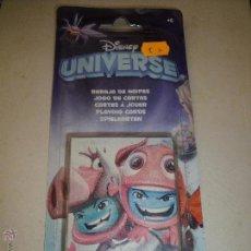 Barajas de cartas: BARAJA DISNEY UNIVERSE. Lote 54988328