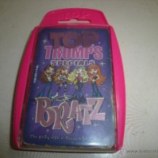 Barajas de cartas: BARAJA BRATZ TOP TRUMPS ESPECIALS 2004. Lote 54988353