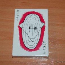 Barajas de cartas: RARA BARAJA POKER FRANCESA 52 CARTAS PERVERSO POLIMORFO DE GORDILLO. Lote 55036814