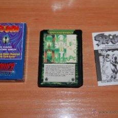 Barajas de cartas: JUEGO DE CARTAS 50 CARTAS SET INICIACION SPAWN POWER CARDZ. Lote 55038778