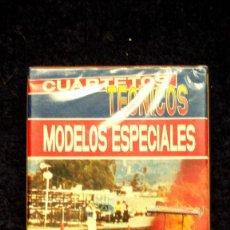 Barajas de cartas: BARAJA FOURNIER MODELOS ESPECIALES CUARTETOS TECNICOS NUEVA PRECINTADA. Lote 55046504
