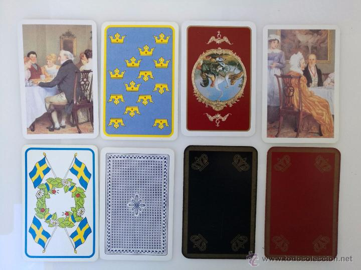 MUY BUENA COLECCIÓN DE 8 BARAJAS DE CARTAS DE PÓQUER DE CALIDAD - AÑOS 80 - CLASIFICADAS (Juguetes y Juegos - Cartas y Naipes - Otras Barajas)