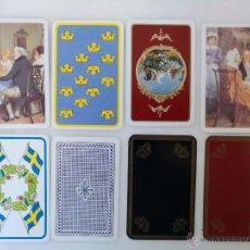 Barajas de cartas: MUY BUENA COLECCIÓN DE 8 BARAJAS DE CARTAS DE PÓQUER DE CALIDAD - AÑOS 80 - CLASIFICADAS. Lote 55075610