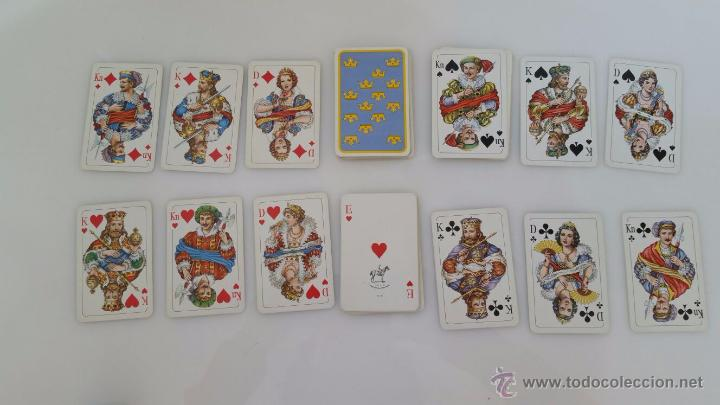 Barajas de cartas: MUY BUENA COLECCIÓN DE 8 BARAJAS DE CARTAS DE PÓQUER DE CALIDAD - AÑOS 80 - CLASIFICADAS - Foto 8 - 55075610