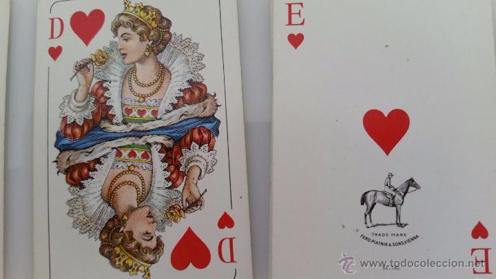 Barajas de cartas: MUY BUENA COLECCIÓN DE 8 BARAJAS DE CARTAS DE PÓQUER DE CALIDAD - AÑOS 80 - CLASIFICADAS - Foto 9 - 55075610