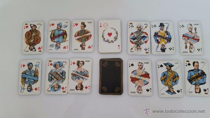 Barajas de cartas: MUY BUENA COLECCIÓN DE 8 BARAJAS DE CARTAS DE PÓQUER DE CALIDAD - AÑOS 80 - CLASIFICADAS - Foto 11 - 55075610