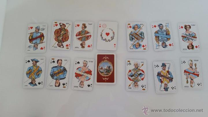 Barajas de cartas: MUY BUENA COLECCIÓN DE 8 BARAJAS DE CARTAS DE PÓQUER DE CALIDAD - AÑOS 80 - CLASIFICADAS - Foto 13 - 55075610