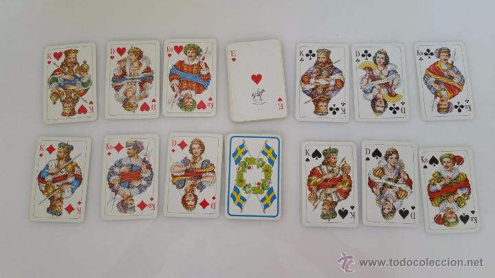Barajas de cartas: MUY BUENA COLECCIÓN DE 8 BARAJAS DE CARTAS DE PÓQUER DE CALIDAD - AÑOS 80 - CLASIFICADAS - Foto 15 - 55075610