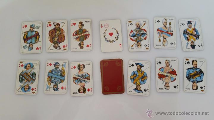 Barajas de cartas: MUY BUENA COLECCIÓN DE 8 BARAJAS DE CARTAS DE PÓQUER DE CALIDAD - AÑOS 80 - CLASIFICADAS - Foto 16 - 55075610
