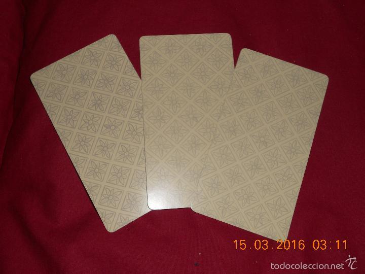 Barajas de cartas: LOTE DE 4 JUEGOS DE CDARTAS - Foto 4 - 55236961