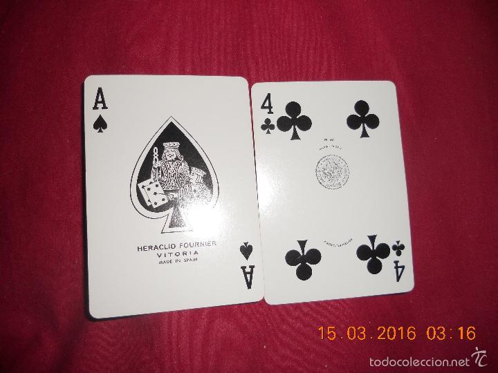 Barajas de cartas: LOTE DE 4 JUEGOS DE CDARTAS - Foto 9 - 55236961