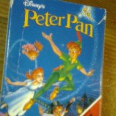 Barajas de cartas: BARAJA INFANTIL FOURNIER. PETER PAN. 33 CARTAS. 1993. - YA ESCASA. Lote 55781867