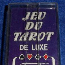 Barajas de cartas: JUEGO DE TAROT - FOURNIER ¡PRECINTADO!. Lote 55782674