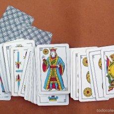 Barajas de cartas: BARAJA DE CARTAS H. FOURNIER Nº 39 - MARCA TITÍ. Lote 55801986