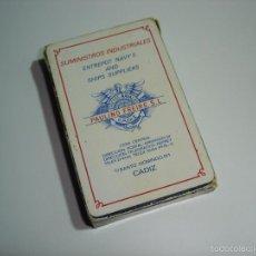 Barajas de cartas: BARAJA CARTAS, HERACLIO FOURNIER - PAULINO FREIRE, SUMINISTROS INDUSTRIALES. 50 NAIPES.. Lote 55810608