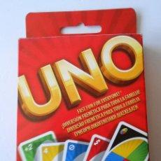 Barajas de cartas: UNO JUEGO BARAJAS. Lote 55868645