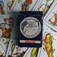 Barajas de cartas: BARAJA DE CARTAS HABEMUS BODA FELIPE Y LETICIA MADRID 22 V 2004 . Lote 55935612