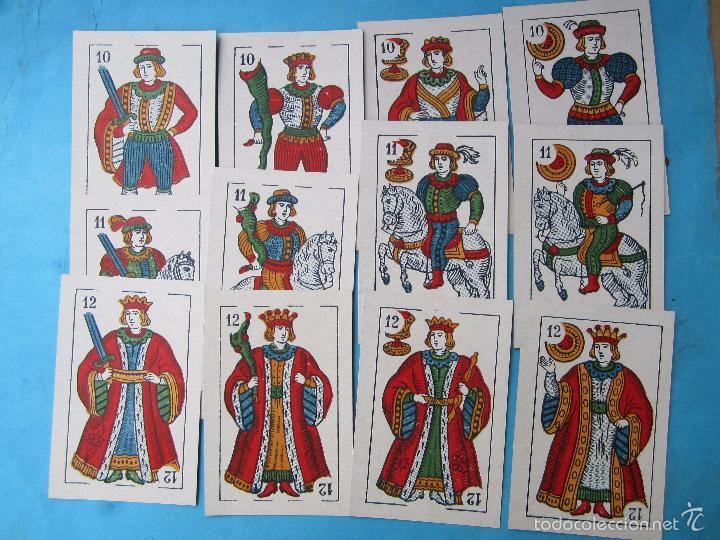 Barajas de cartas: la hispano americana marcas el toro legitima loba, la flory dos mundos 1er superfino n.5, baraja ant - Foto 4 - 56171846