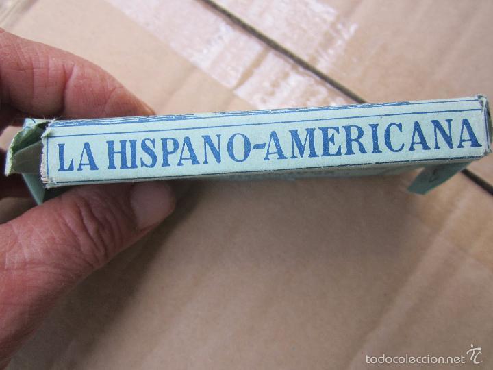Barajas de cartas: la hispano americana marcas el toro legitima loba, la flory dos mundos 1er superfino n.5, baraja ant - Foto 7 - 56171846