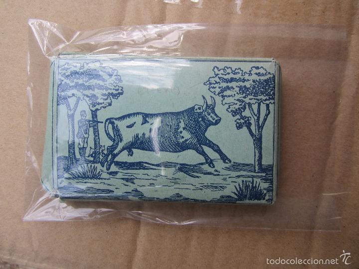 Barajas de cartas: la hispano americana marcas el toro legitima loba, la flory dos mundos 1er superfino n.5, baraja ant - Foto 9 - 56171846