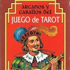 Barajas de cartas: CARTAS JUEGO DE TAROT . Lote 56254701