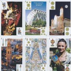 Barajas de cartas: BARAJA ESPAÑOLA TURISTICA. Lote 103874223
