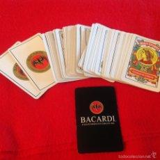 Barajas de cartas: BARAJA, NAIPES, TRADICION ROYAL, 48 CARTAS, 2 COMODINES, RON BACARDÍ, SIN CAJA,VER FOTOS.. Lote 56310380