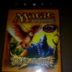Barajas de cartas - MAGIC THE GATHERING - ONSLAUGHT - 56399713