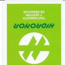 Barajas de cartas: BARAJA ESPAÑOLA PUBLICITARIA HIDRONOR-FOURNIER. Lote 56468863