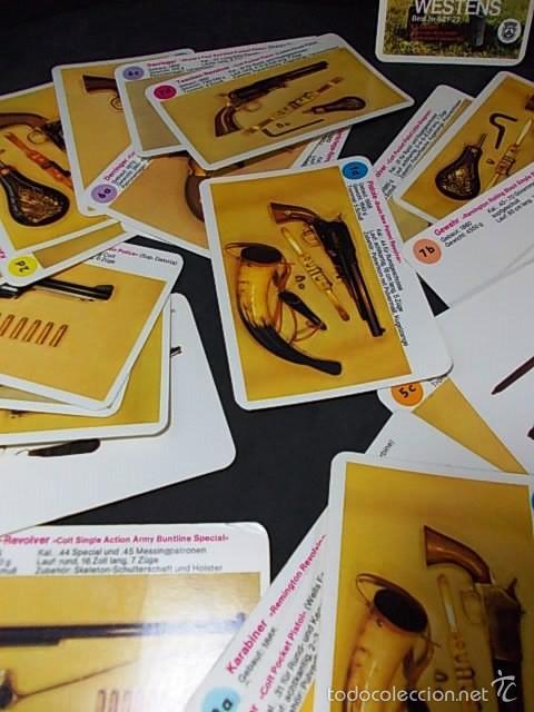 Barajas de cartas: BARAJA DE CARTAS ALEMANA WAFFENDES WILDEN WESTENS - Foto 5 - 56573731