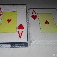 Mazzi di carte: 918- PAPEL NAIPE ALTA CALIDAD MOD 209 BARAJA POKER VT -ANTIGUA BARAJA. Lote 56740788