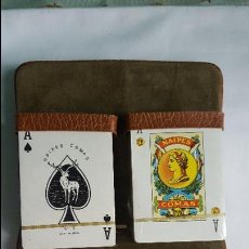 Decks of cards - Baraja de naipes Comas precintadas en estuche - 56923046