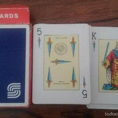 Barajas de cartas: BARAJA FOURNIER CARTAS PUBLICIDAD . Lote 56985352
