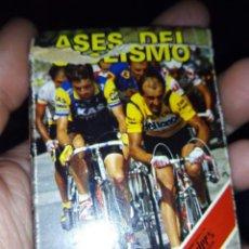Barajas de cartas: ASES DEL CICLISMO FOURNIER COMPLETA. Lote 57100794