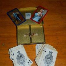 Barajas de cartas: BARAJA DE POKER LONDON PLAYING CARDS . Lote 57142921