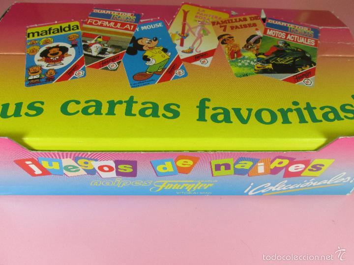 Barajas de cartas: (C)-BARAJA-HERACLIO FOURNIER-POCAHONTAS 1-DISNEY-NUEVA-ANTIGUA-PRECINTADA-VER FOTOS - Foto 7 - 53467305