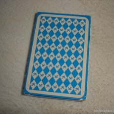 Barajas de cartas: BARAJA CARTAS, NAIPES COMAS - LA CAIXA. 50 NAIPES.. Lote 47459222
