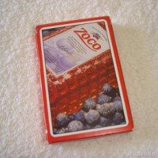 Barajas de cartas: BARAJA CARTAS, HERACLIO FOURNIER - PACHARAN ZOCO. 40 NAIPES. Lote 57261446