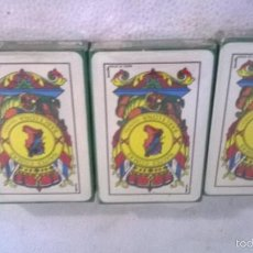 Barajas de cartas - barajas de naipes - 57365005