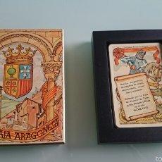 Barajas de cartas: BARAJA ARAGONESA. Lote 57501758