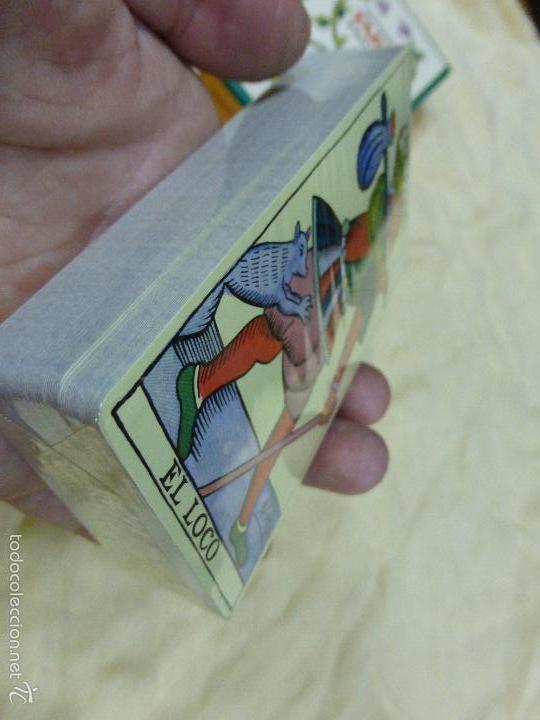 Barajas de cartas: SPANISH TAROT ESPAÑOL BILINGÜE-HERACLIO FOURNIER-COMPLETO-PRECINTADO-EN BUEN ESTADO DE CONSERVACIÓN - Foto 3 - 57514579
