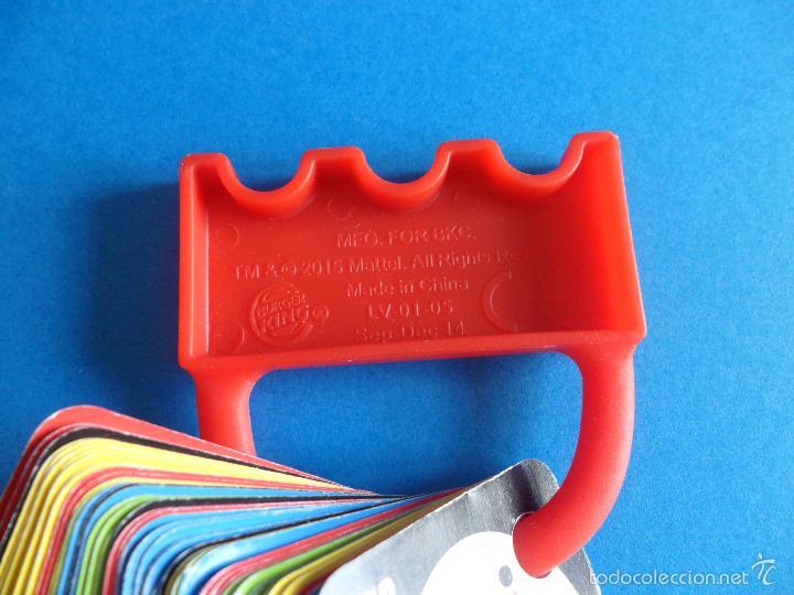 Barajas de cartas: Juego de cartas UNO Burger King - 2015 Mattel - Juego completo - Foto 2 - 57581744