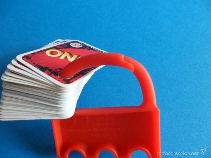 Barajas de cartas: Juego de cartas UNO Burger King - 2015 Mattel - Juego completo - Foto 4 - 57581744