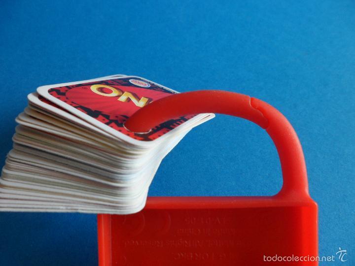 Barajas de cartas: Juego de cartas UNO Burger King - 2015 Mattel - Juego completo - Foto 5 - 57581744