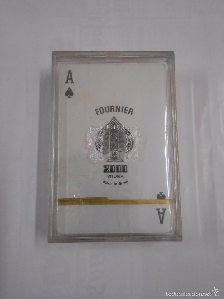 Barajas de cartas: BARAJA DE CARTAS. POKER. HERACLIO FOURNIER. 2000 VITORIA. TDKC37 - Foto 2 - 57592029