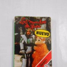 Barajas de cartas: BARAJA DE CARTAS LOS MUNDOS DE YUPI. NAIPES HERACLIO FOURNIER VITORIA. JUEGO INFANTIL. TDKC37. Lote 57592417