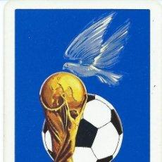 Barajas de cartas: BARAJA ESPAÑOLA PUBLICITARIA MUNDIAL ESPAÑA,82-FOURNIER-AÑO 82. Lote 57678345