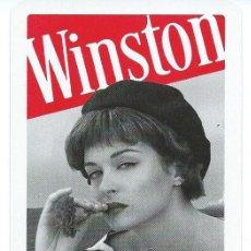 Barajas de cartas: BARAJA ESPAÑOLA PUBLICITARIA WINSTON-CHICA-FOURNIER-AÑOS 90. Lote 57680311